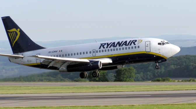 Vuelos baratos Alemania Mallorca: Ryan Air